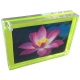 New for 2015: Acrylic TRIPLE MAGNET FRAME in NEON GREEN by Canetti�
