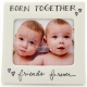 BORN TOGETHER... FRIENDS FOREVER by Our Name is Mud�