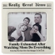 MOM EXHAUSTED frameby Really Great News�