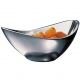 The Original BUTTERFLY 9-inch/1-qt BOWL crafted by Nambe�