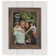 PARKER Wood Frame with brown raised inner fillet by Prinz�
