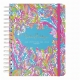 17 Month Large Agenda SCUBA TO CUBA by Lilly Pulitzer�