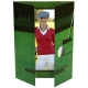 Golf gate-fold event5x7 photo folders (sold in 25s)