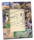 Vintage GREAT PYRENEES decoupage frame by Blankety Blank�