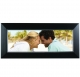 DAKOTA Ebony-Black Panoramic pine frame by Prinz�