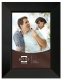 DAKOTA Ebony-Black 12x18 frame from Prinz�